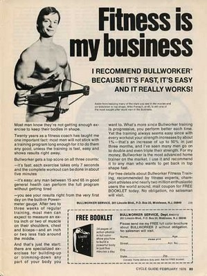 bullworker advert