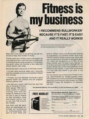 bullworker advert